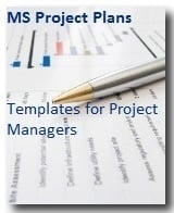 buy ms project templates