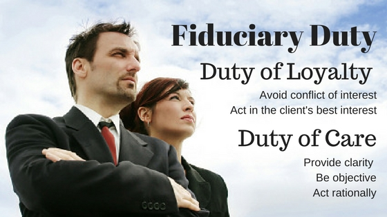 definition of a fiduciary relationship