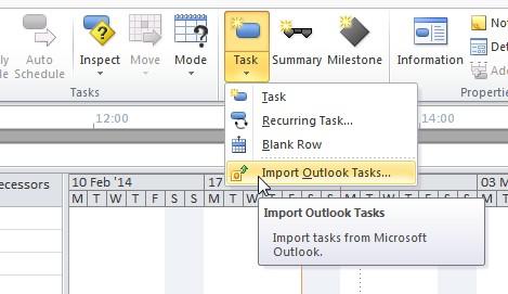 microsoft outlook task