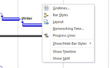 microsoft project timeline how to use the timeline