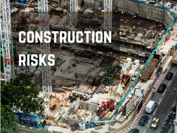 30 Construction Risks [checklist with download]