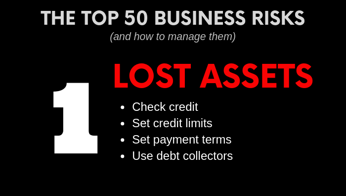 The Top 50 Business Risks and how to manage them